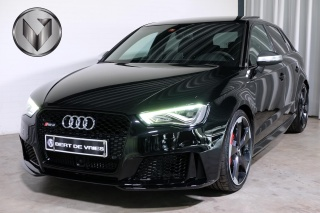 Audi-RS3 Audi A3 Sportback