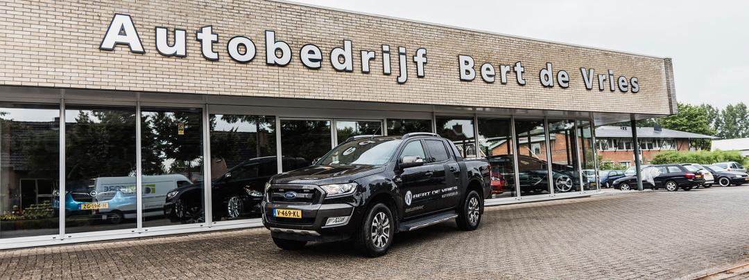Autobedrijf Bert de Vries-Brakel